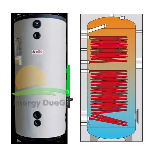 Pannello Solare Termico A Circolazione Naturale Bollitore Integrato 200 Litri : Pannelli solari per acqua calda e riscaldamento offerte