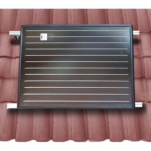 Pannello Solare Orizzontale : Est fkh struttura di montaggio soprategola per